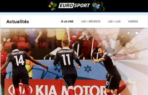 Eurosport foot - http://www.eurosport.fr/
