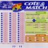 Cote et Match