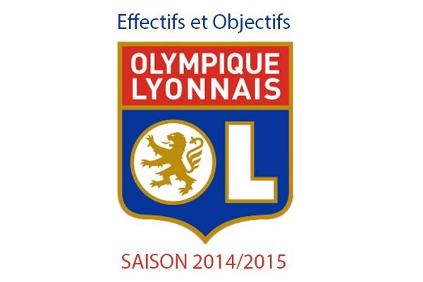 Lyon foot equipe et objectifs pour la saison 2014 2015 - Resultat foot lyon marseille coupe de la ligue ...